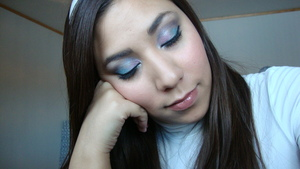 Bejeweled inspired look