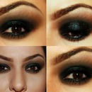 Smokey Brown Look