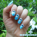 Multi-Seasonal Nail Art for Winter & Summer!