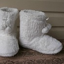Fuzzy Winter Boots!