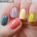Barielle Spring 2013 - Sweet Treats collection