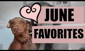 June favorites 2015