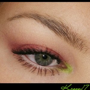 Today I wanted a very spring fun look so I busted out my GlamourDollEyes Pigments and made this juicy Watermelon look.  Products used: -Mac Painterly Paint Pot *just got this and Hello! Where have you been all my life!?* -Lorac Pro Palette  Necter & LT Brown -GlamourDollEyes Bunny Heart & Schizophrenic -Gray Gel Liner -Nyx Wonder Pencil Light    #Nyx #mac #GlamourDollEyes #GDE #lorac #spring #summer #watermelon #bright #eyeshadow #beauty #beautyproducts #beautyshot #cosmetics #makeup #makeuptrends #makeuplook #inspiration #instabeauty #instamakeup #creative #Kroze17