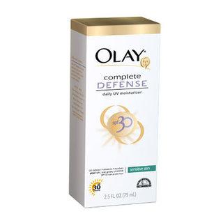 Olay Complete Defense Daily UV Moisturizer SPF 30