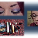 Colourful Arabic Style Smokey Eye