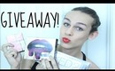 70K SUBSCRIBER GIVEAWAY! Urban Decay, NARS, and Ciate!