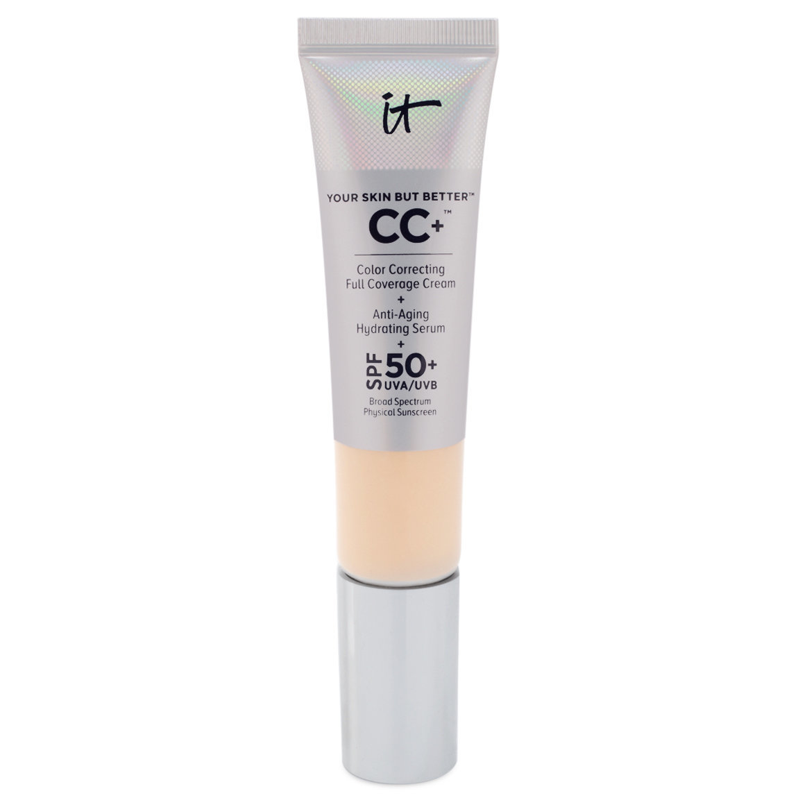 IT Cosmetics  CC+ Cream with SPF 50+ Fair
