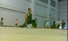 Yoga MFU - ท่าโยคะ Version B