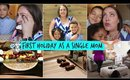 FIRST EASTER AS A SINGLE MOM | DITL VLOG