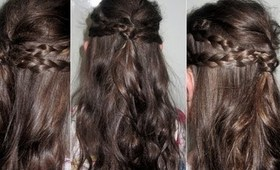 How To: Everyday Bohemian Hairstyle