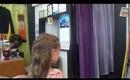 1033 Main Salon & Spa: Quick & Easy Double Braided Half-Up Do