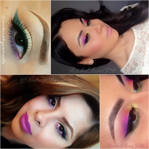 Makeup collab with my girl Rachel! she is such a talented person!! you must follow her!