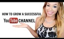How to Start and Grow a Successful Channel | Shoutout + Promote Contest!