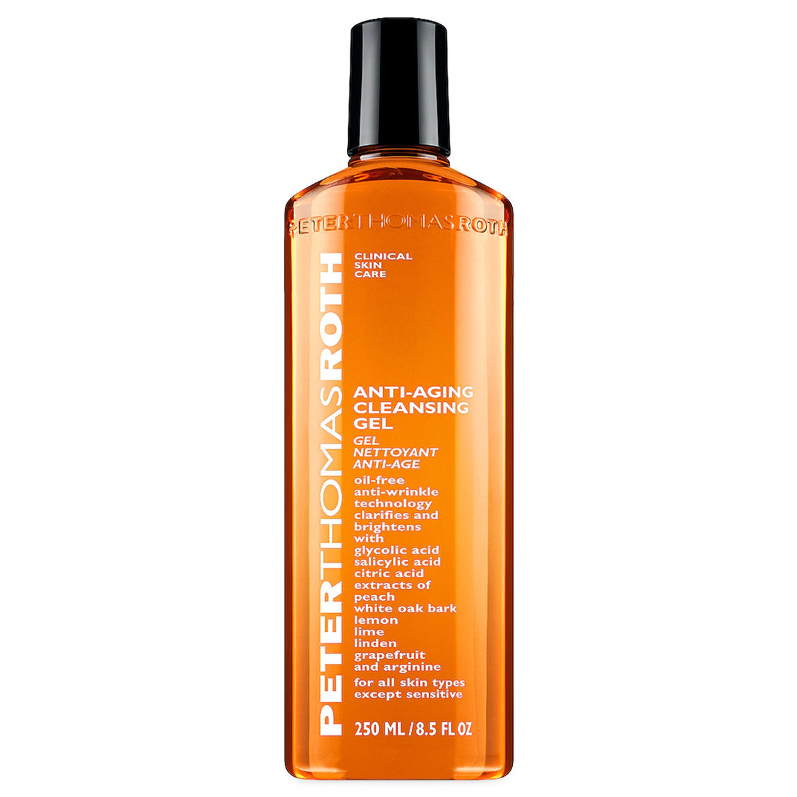 Peter Thomas Roth Anti-Aging Cleansing Gel alternative view 1 - product swatch.