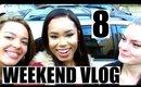 WEEKEND VLOG | Ep. 8 Ice Skating Horror Story, Brunch w/ Friends, Secret Garden!