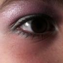 purple and blue eyeshadow!!!!!!