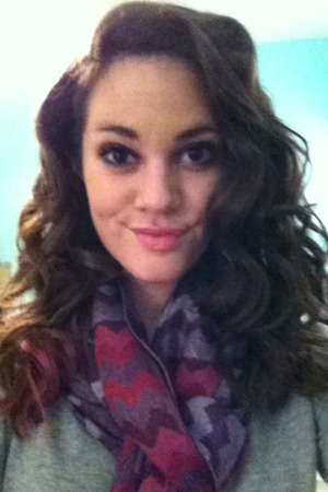new curling wand!