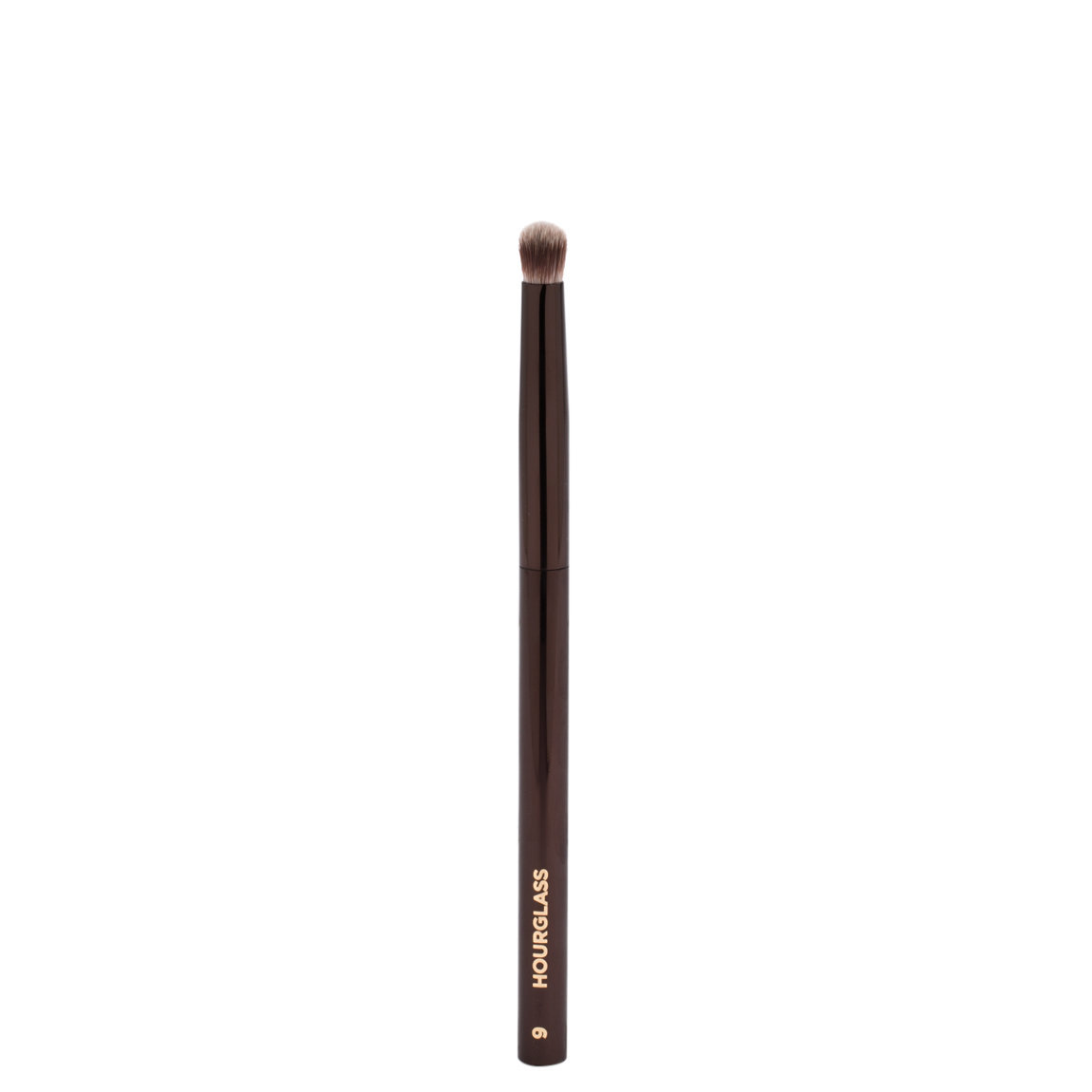 Hourglass N° 9 Domed Shadow Brush product smear.