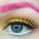 Yellow Doll Eye