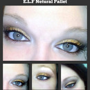 Elf netural pallet look