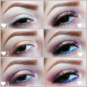 follow me on ig- @makeupbycarmela