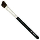 Hakuhodo B232BkSL Eye Shadow Brush angled