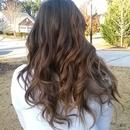 Thanksgiving hair doe