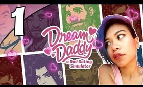 Dream Daddy - Ep. 1 - Keep The Dad Jokes Coming [Livestream UNCENSORED NSFW][No Cam]