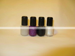 My new nail polish line..... http://lacquery.bigcartel.com