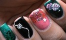 2013 New Years Nails Nail polish designs Latest Cute Nail Art Ideas DIY Video Tutorial Design Nails