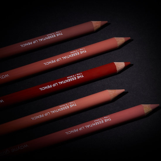 Alternate product image for The Essential Lip Pencil Collection shown with the description.