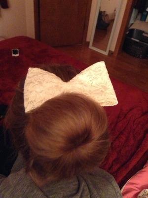 Did my friends hair :)
