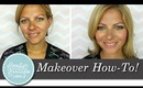 Mommy Makeup Makeover Tips.