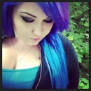 BLUE and Purple!