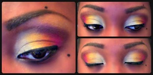Bright Hues Blended!!