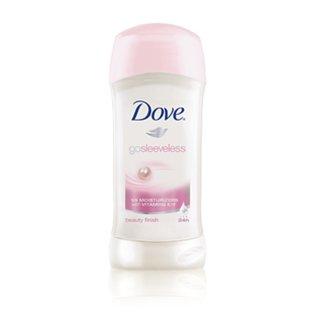 Dove go sleeveless Deodorant