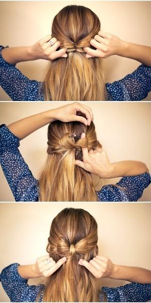 Cute, Simple HAIR STYLE!!