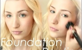Flawless, Easy Foundation Routine: Perfect for Summer!