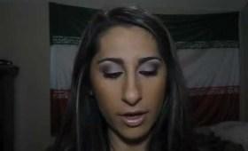 "Kim Kardashian ""True Reflection"" Ad Campaign Makeup Tutorial"