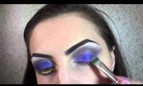 Avant Garde/Fashion makeup