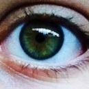 Green eye lenses