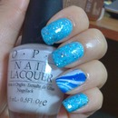 My Blue Nails