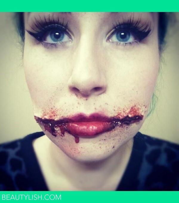 Slit Mouth Natasha B S Photo Beautylish