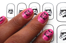 The Best Pop Culture Nail Decals on Etsy