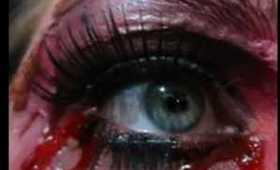 Horror Makeup - Beauty Inside Demonic Torment