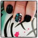 Blink 182# nails