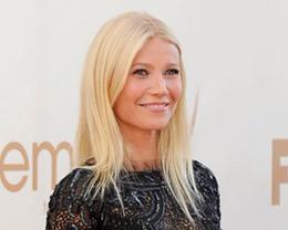 Gwyneth Paltrow Hair, Emmy Awards 2011