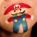 Super Mario lips