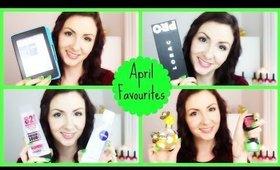 ♥ April Favourites ♥