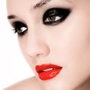 Heavy Black Eye Makeup ღ